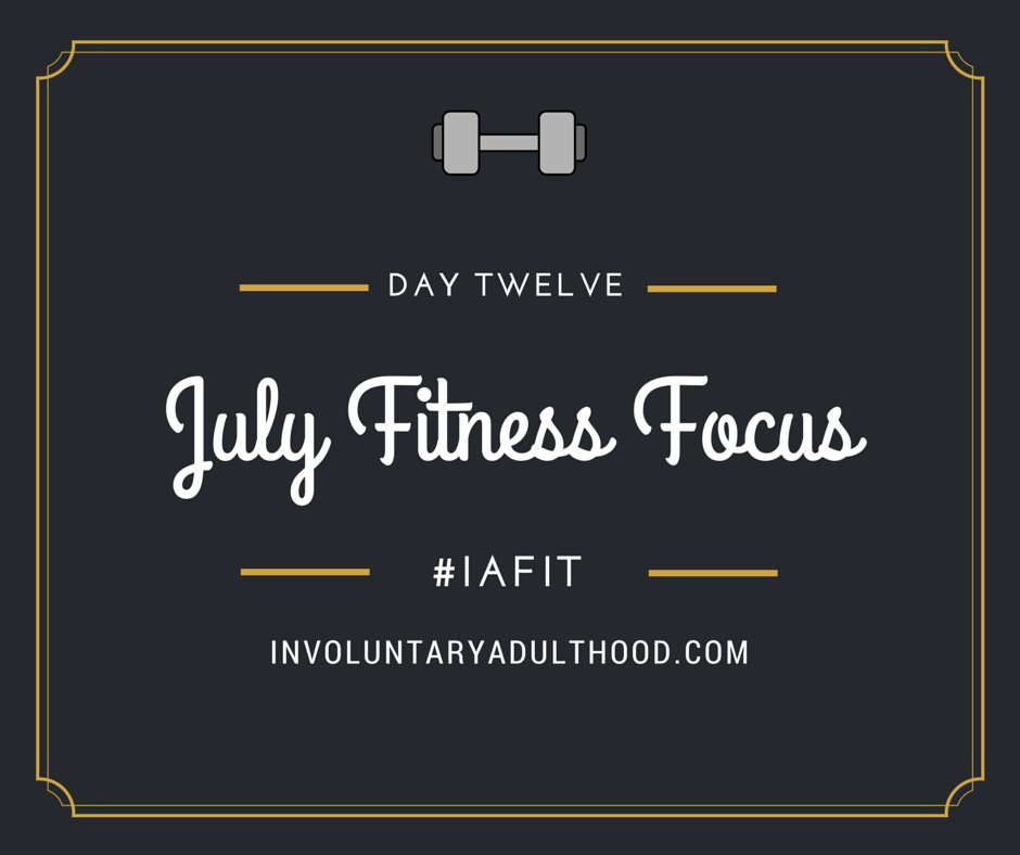 #IAFit: Day 12 – Deep Stretch for Chest and Back