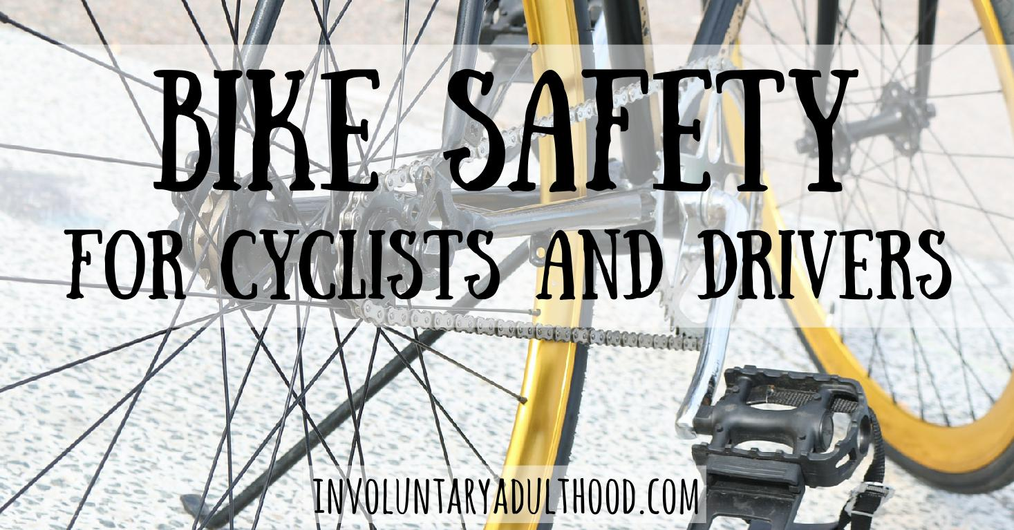 Bike Safety for Cyclists and Drivers