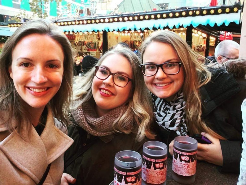 Annalise is a 20 something working as an au pair in Germany. In this post, she describes her experiences during the German Christmas season.