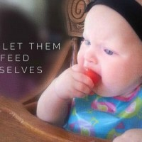 3 Reasons Not to Spoon-Feed: Baby-led Weaning