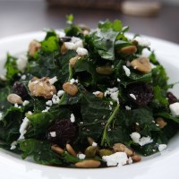 Secrets to the Best Kale Salad