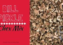 Dill Pickle Chex Mix