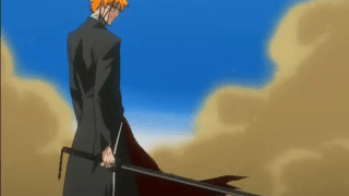In what episode does ichigo go bankai for the first time? [Bleach]