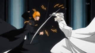 Ichigo and Ulquiorra fight-Second Time [Bleach]