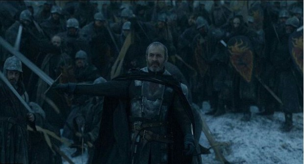 Stannis and army