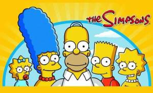 simpsons cover image