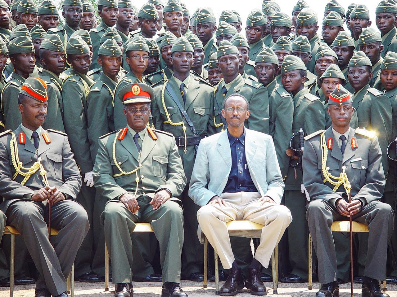 Paul Kagame A General Without Generals