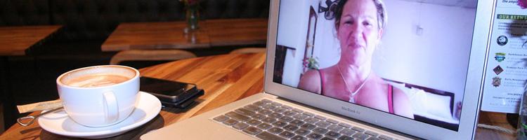 entretien sur skype