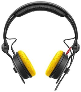 Sennheiser HD 25 DJ Headphones Limited Edition Yellow 75. Anniversary