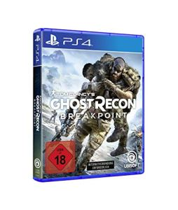 Tom Clancy's Ghost Recon Breakpoint Standard – [PlayStation 4]