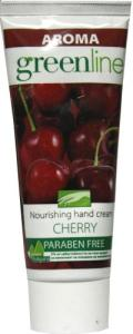 AROMA-GREEN-LINE-Crema-de-maini-CHERRY-75ml