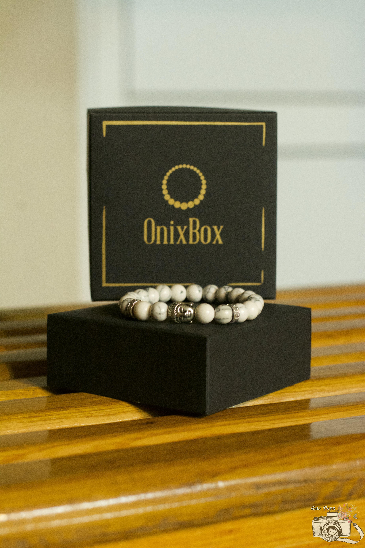Brățară din howlit de la OnixBox