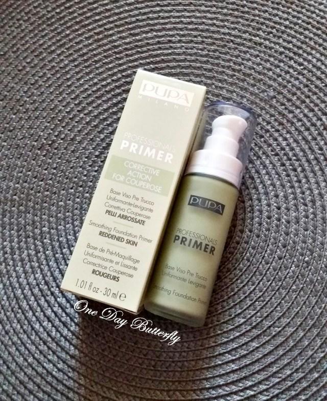 PUPA Professionals Primer Reddened Skin
