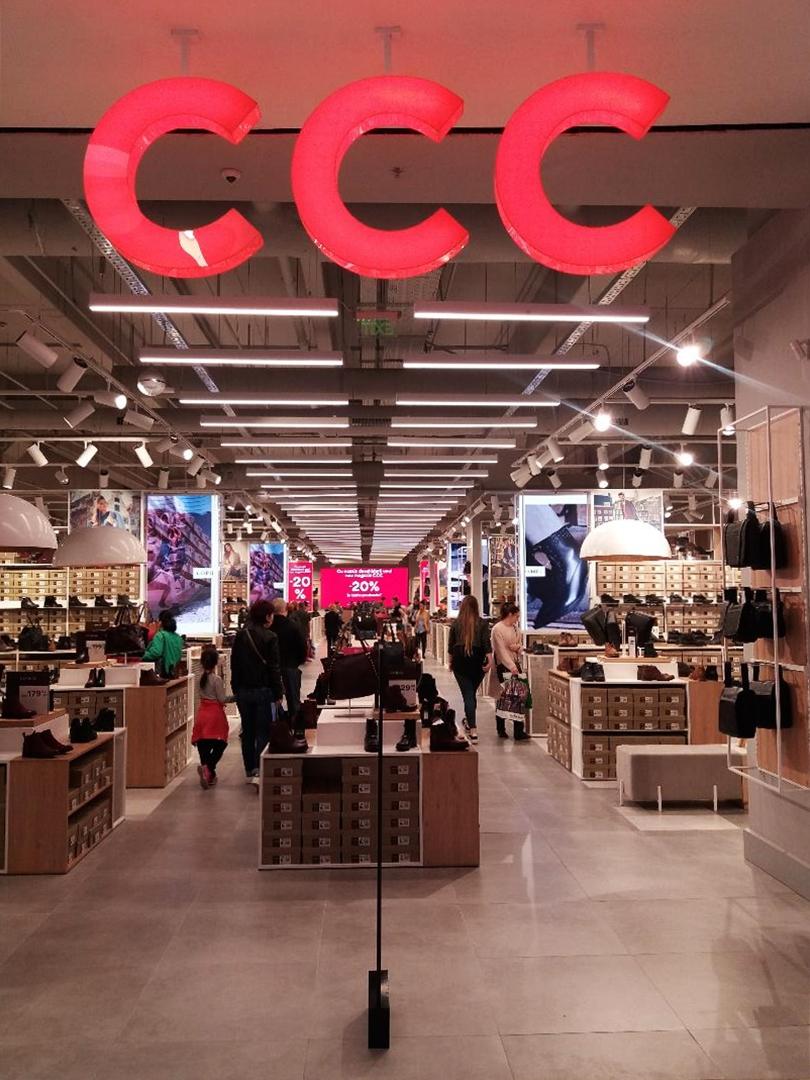 CCC Shoes&Bags – redeschidere magazin Galați