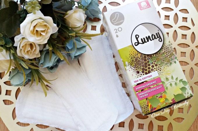 Lunay – absorbante zilnice de la Bio Aleea