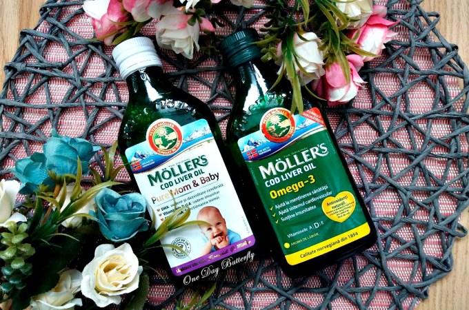 Beneficiile consumului de ulei din ficat de cod Moller's