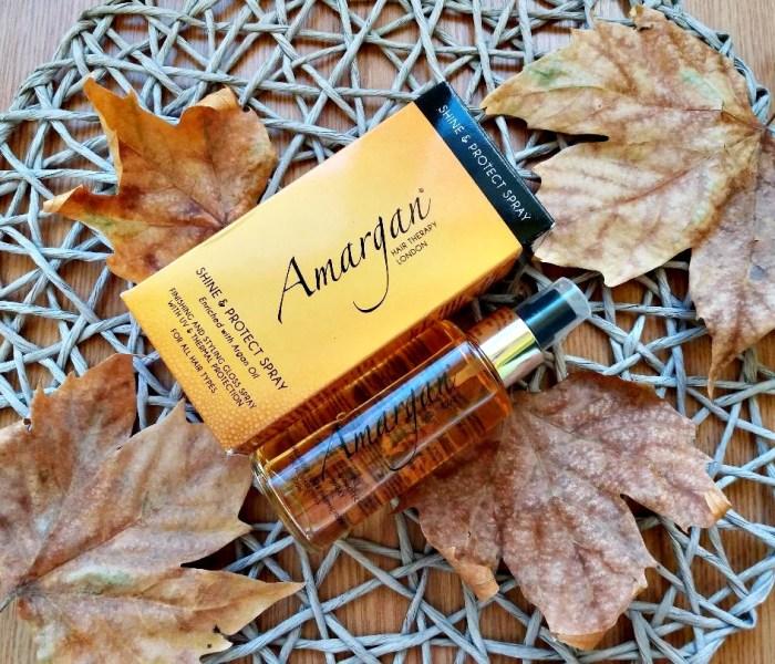 Spray profesional pentru protecție termică | Amargan Hair Therapy