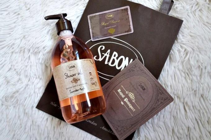 Despre Sabon și Royal Passport