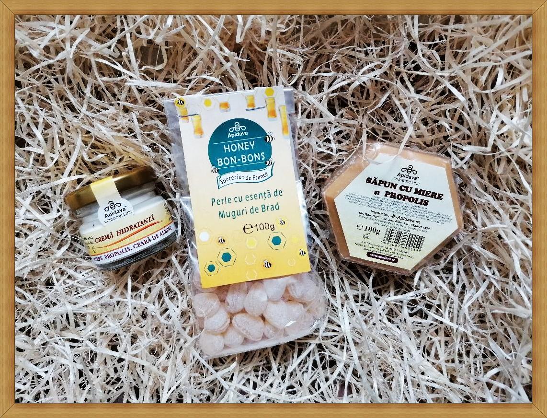 Cosmetică pe bază de miere by Apidava