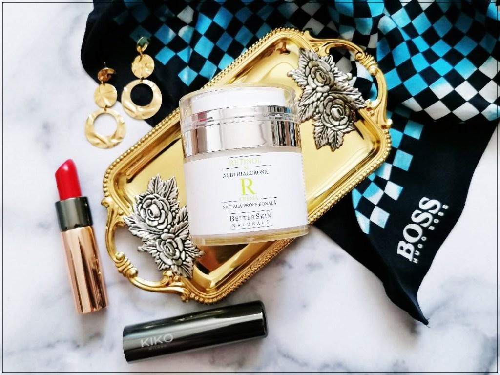 crema facială Betterskin naturals