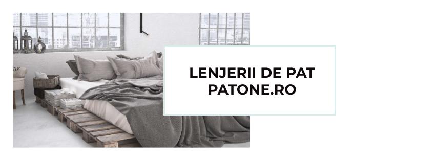 Patone – partenerul somnului odihnitor