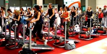 velocità di marcia sul tapis roulant per perdere peso