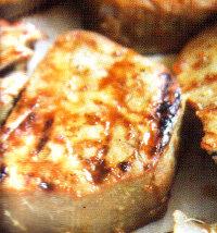 Ricetta light tranci di tonno fresco marinato e grigliato un secondo piatto di pesce dietetico - Cucinare tonno fresco ...