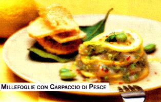 Ricette Secondi Piatti Pesce Dietetico Ricetta Millefoglie Con