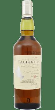 Talisker 25 2007 (OB, 2007, 58,1%)