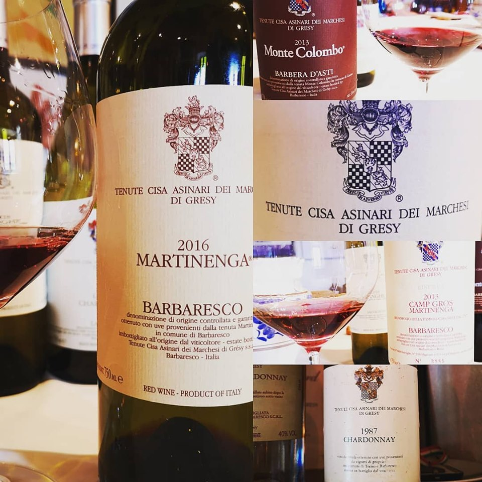 MARCHESI DI GRESY A BARBARESCO