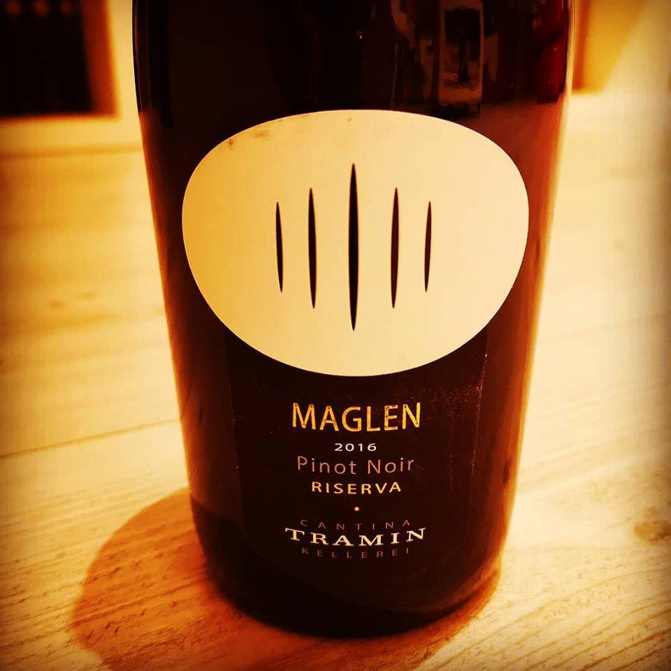 TRAMIN PINOT NERO RISERVA 2016 'MAGLEN'