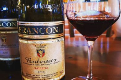 FRANCONE BARBARESCO 'GALLINA' 2016