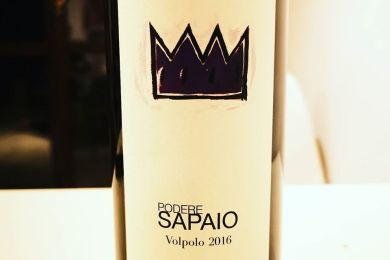 PODERE SAPAIO VOLPOLO 2016