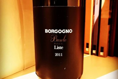 BORGOGNO BAROLO LISTE 2011