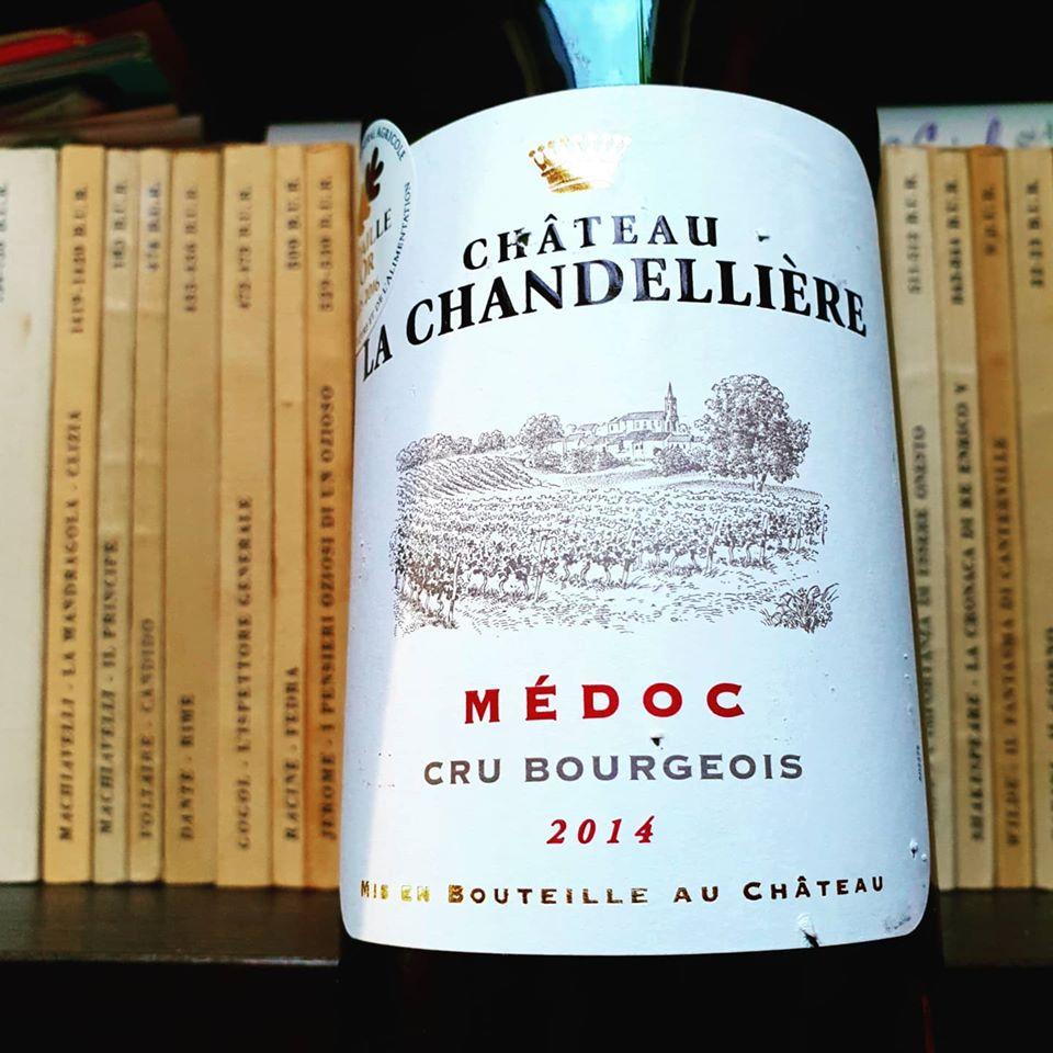 CHATEAU LA CHANDELLIÈRE MEDOC 2014