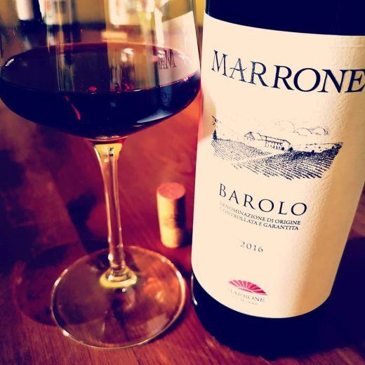 AGRICOLA MARRONE BAROLO 2016