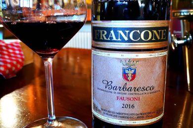 FRANCONE BARBARESCO FAUSONI 2016