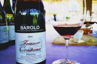 FRANCO CONTERNO BAROLO PIETRIN 2016
