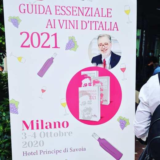 DOCTOR WINE - PRESENTAZIONE GUIDA 2021