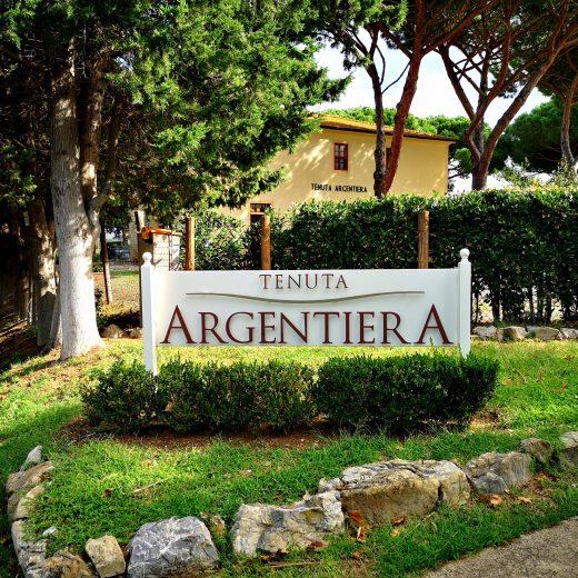 TENUTA ARGENTIERA - VISITA IN CANTINA
