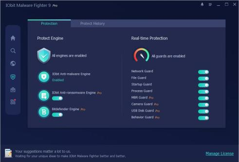 IObit Malware Fighter Pro 5.4.0.4201