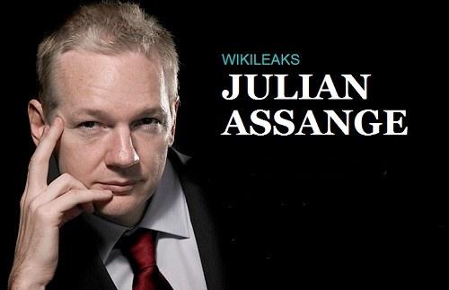 Julian Assange Svezia