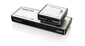IOGEAR  GWHDMS52MB  Wireless HDMI Transmitter | Wireless HDMI Receiver | Wireless HDMI Matrix