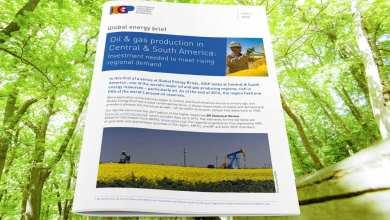 GEB 6 Oil Demand in Latin America