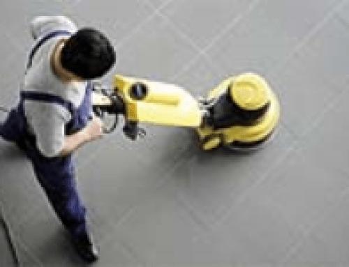 Onderhoud vloeren – Terrazzo
