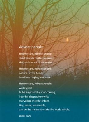 Advent people
