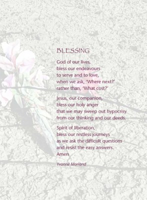 Blessing 5 (God of our lives)