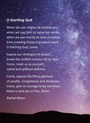 O Startling God