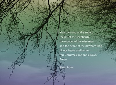 The song of the angels, by Simon Taylor