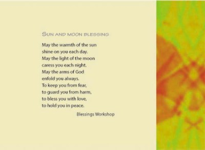 Sun and Moon Blessing